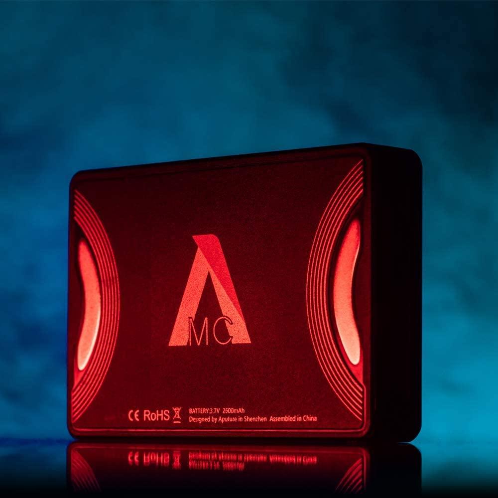 Mini panneau led Aputure MC