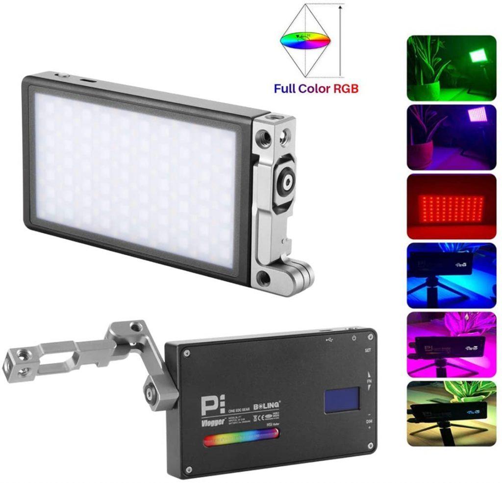 Mini panneau Led RGB Boling BL-P1